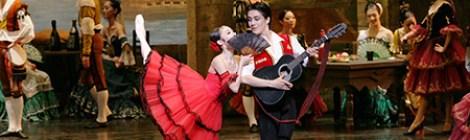 ユニバーサル・バレエ2015年日本公演<ドン・キホーテ>