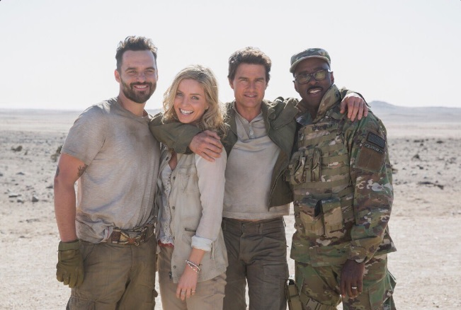 From Namibia With Love - Reflections on Shooting 'The Mummy' in Africa!