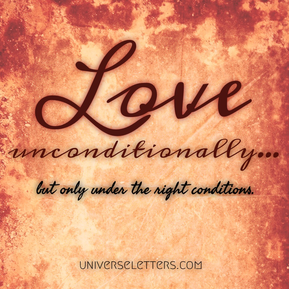 unconditional love2