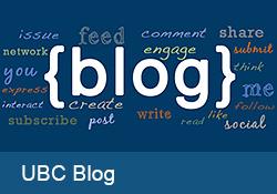 UBC Blog