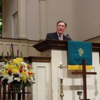 Rev. Jack Averill's report from Ordination Council