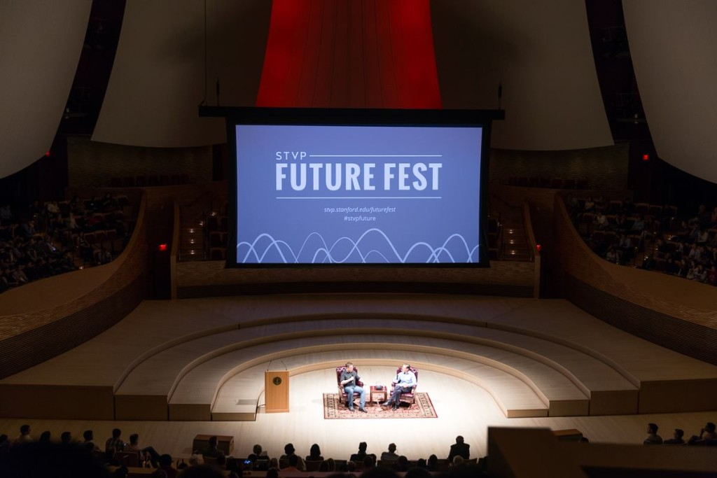STVP Future Fest 2015, Elon Musk
