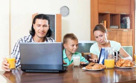 tecnologia a tavola