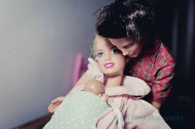 barbie ken e figlio