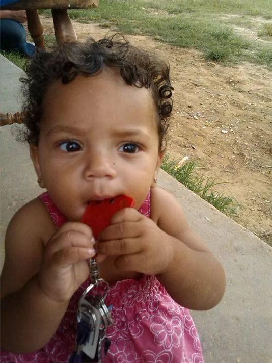 Betty Kelly la piccola di 11 mesi