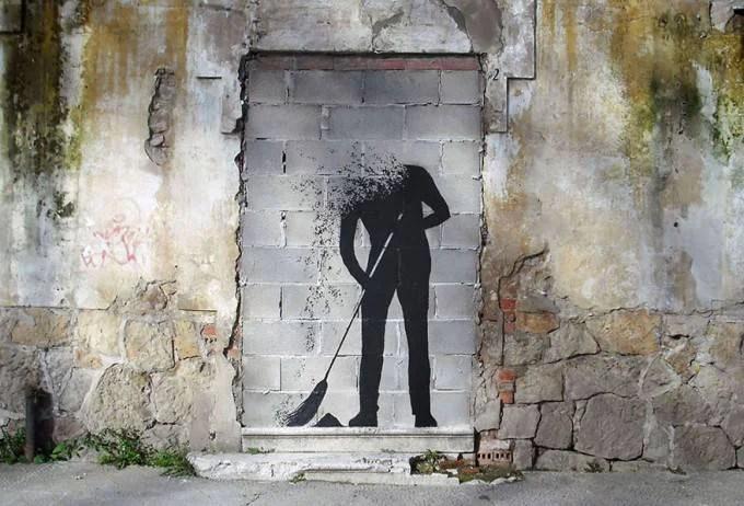 polvere murales