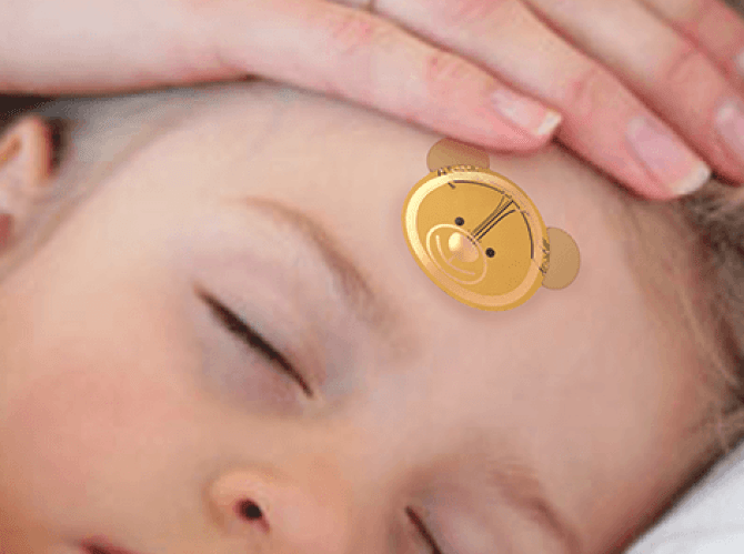 eSkin Thermometer2