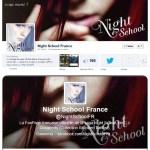 Une FanPage française et un Trailer pour Night School de C.J. Daugherty !