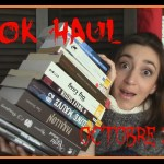 Book Haul : Octobre 2013