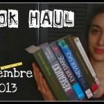 Book Haul : Septembre 2013