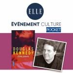 Rencontre avec Douglas Kennedy pour la sortie de Cinq jours aux éditions Pocket avec Elle.fr