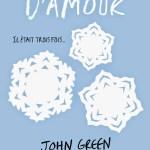 John Green, Maureen Johnson, Lauren Myracle, Flocons d'amour