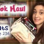 Book Haul : Mes achats de septembre à novembre 2014