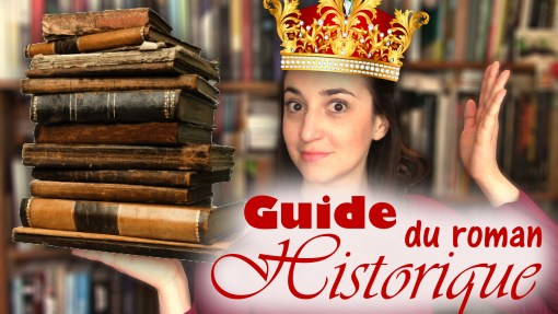 MissMymooReads - GUIDE roman historique cover