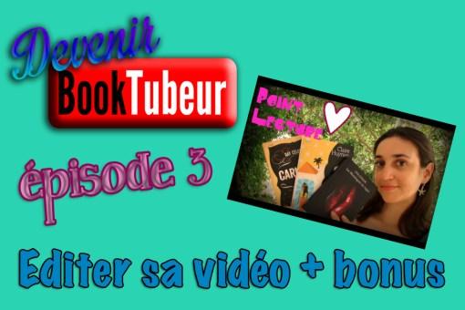 Devenir un BookTubeur 3 cover