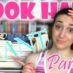 Book Haul GÉANT : Juin 2015 (Part. 2)