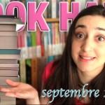 Book Haul : Septembre 2015 (Part. 2)