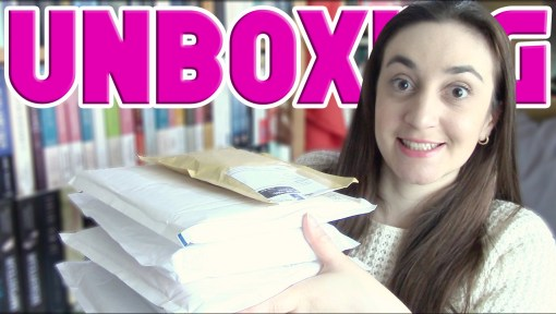 MissMymooReads - Unboxing #23