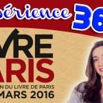 Visitez Livre Paris 2016 en 360°