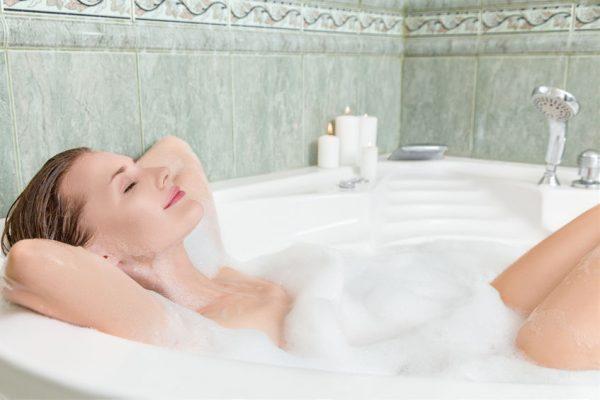 お風呂で開運