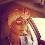 Wardrobe Wednesday: Headwrap Tutorial & Giveaway