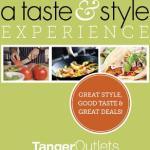 Tanger Outlets Back to School Taste & Style Food Truck Festival