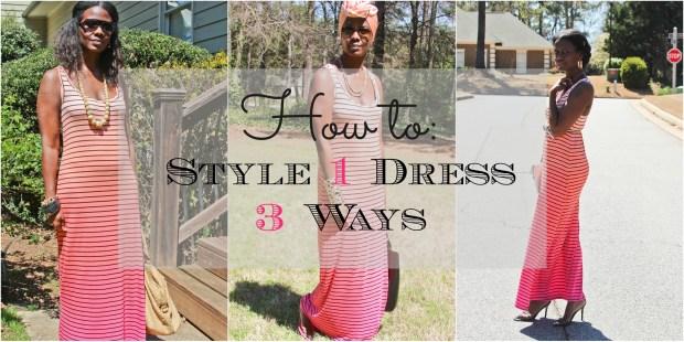 Kohl's dresses collage