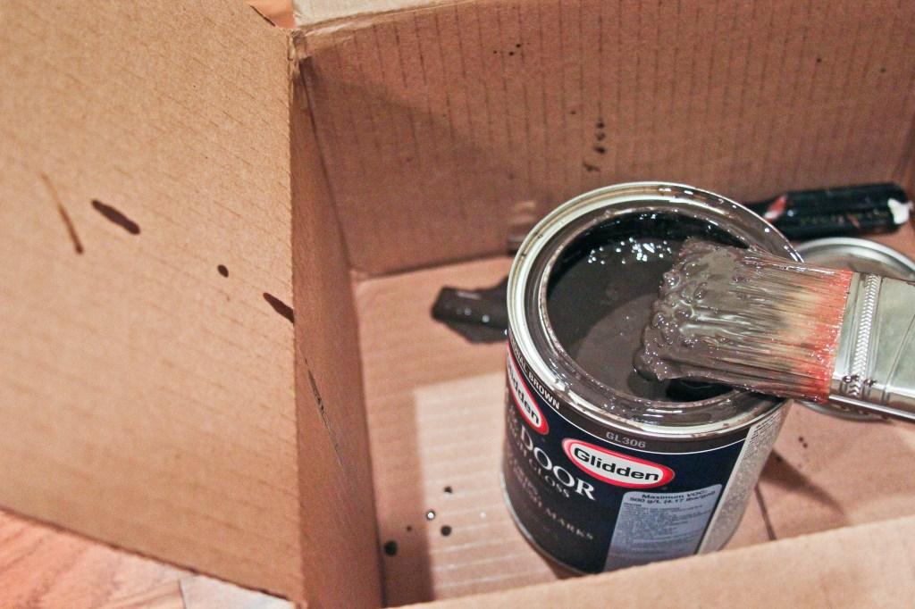 Glidden Trim and Door Paint