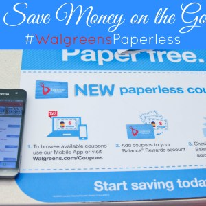 #WalgreensPaperless #shop