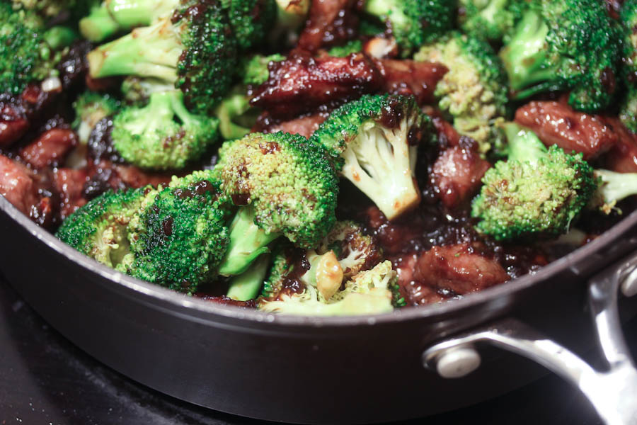 Quick and Easy Beef and Broccoli