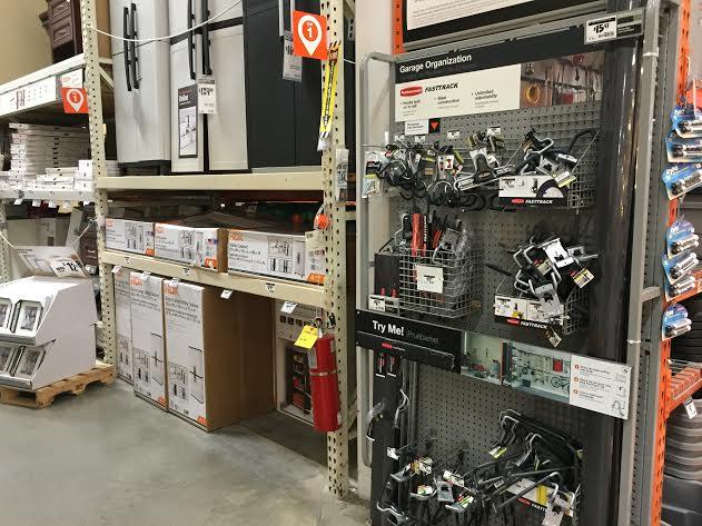 Rubbermaid FastTrack Garage Organizatioin System