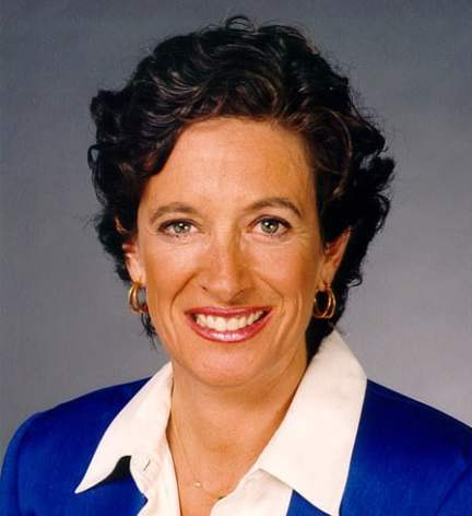 Isabel Maxwell as CommTouch President