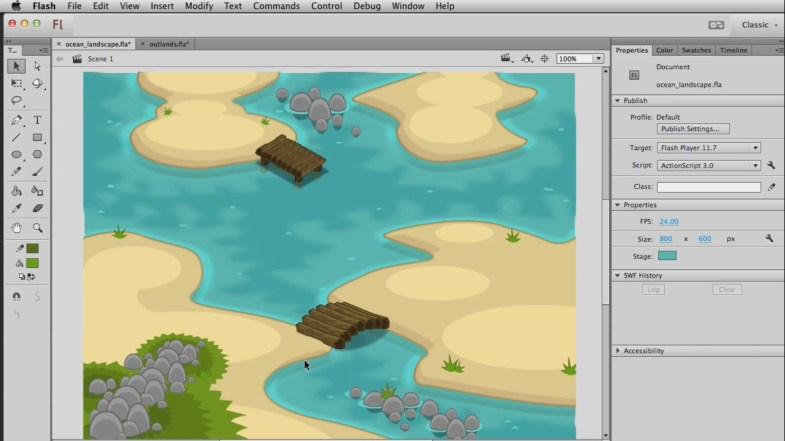 Create beautiful game artwork easily