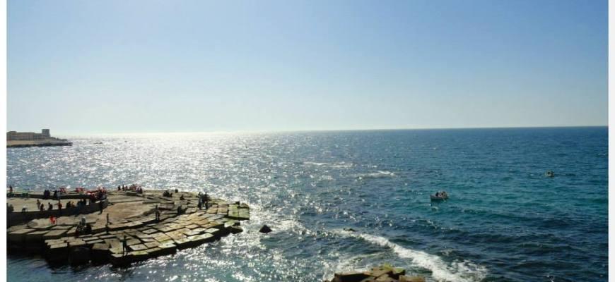 mar mediterraneo alejandria