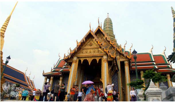 Gran Palacio Wat Phra Kaew