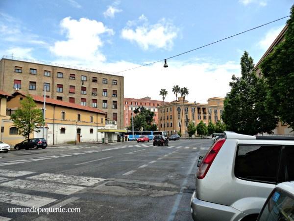Zona Albergo Enrica en Roma