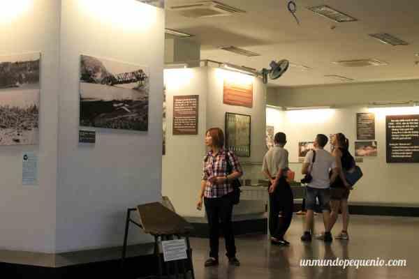 Exhibición de atrocidades de guerra