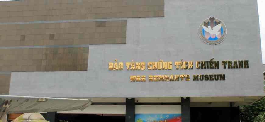 Museo de los Vestigios de Guerra de Vietnam
