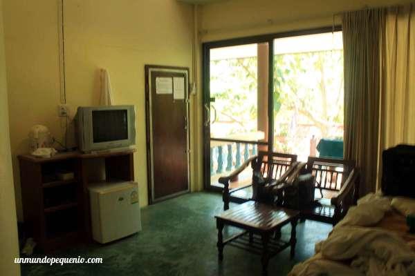 Habitación en JJ Bungalows Phi Phi island