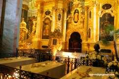 Tumbas de zares en la Catedral de San Pedro y San Pablo