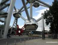 Base del Atomium