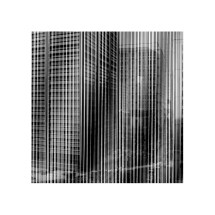 """NYC"" #10 (2007), inkjet print on Hahnemühle Fine Art Paper, 25 x 25 cm on A2 sheet, ed 10"