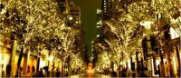 東京イルミネーション2014ランキング│クリスマスのデートスポットならこの5つ!