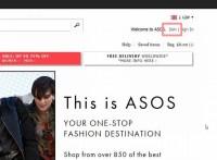 キャサリン妃のドレス「ASOS(エイソス)」通販を送料無料で買う方法│アカウント作成~商品が手元に届くまで