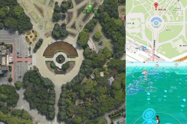 ポケモンGO 鶴舞公園への行き方・最寄駅は?聖地になっている理由は?駐車場はあるの?価格はいくら?