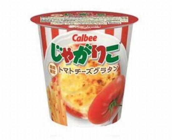 じゃがりこ「トマトチーズグラタン」2016のカロリーは?口コミ&感想は?販売するコンビニはどこ?2015年との比較は?
