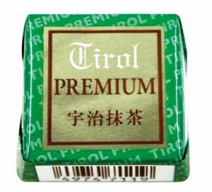 チロルチョコプレミアム宇治抹茶カロリー味感想比較販売期間いつまで