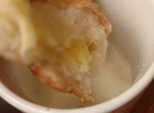 ローソンモッチクリームドーナツ4