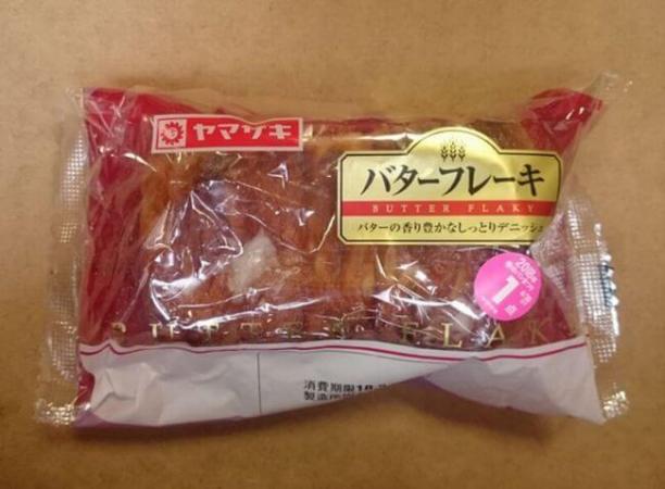 ヤマザキ「バターフレーキ」とは?カロリー、味の感想は?おいしい食べ方は?