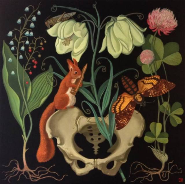 Herbarium II By Igor Baranov